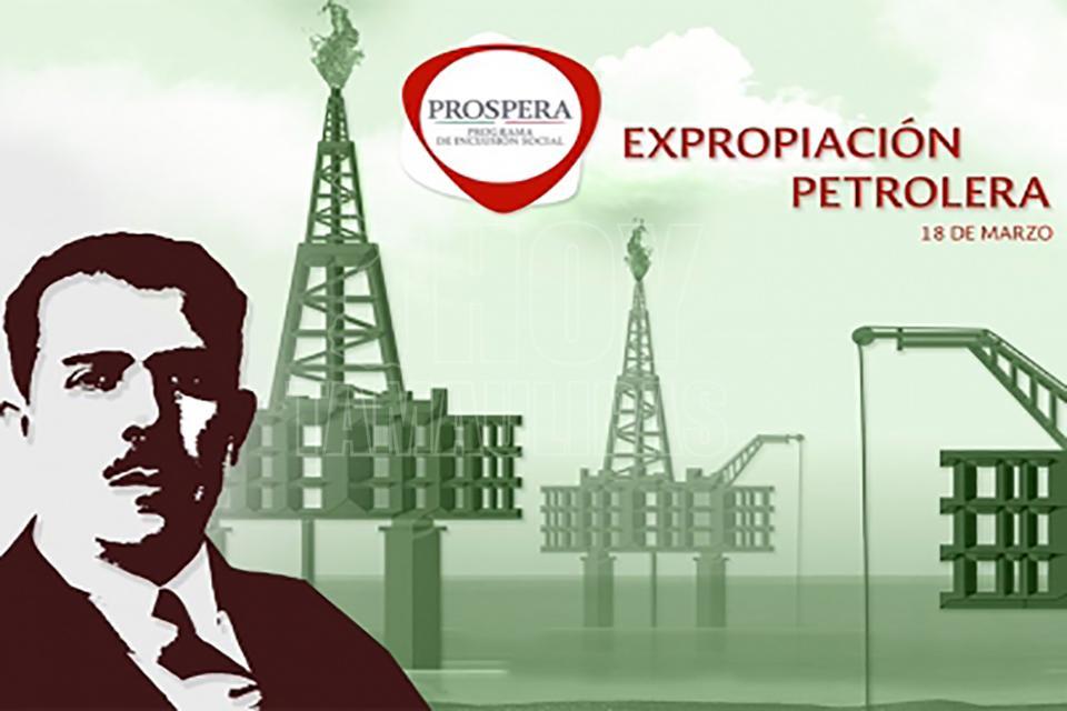 Conmemora Ayuntamiento porteño 80 Aniversario de la Expropiación Petrolera