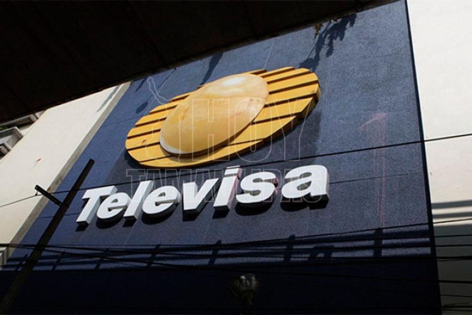 Publican que Televisa no es preponderante en mercado de TV de paga