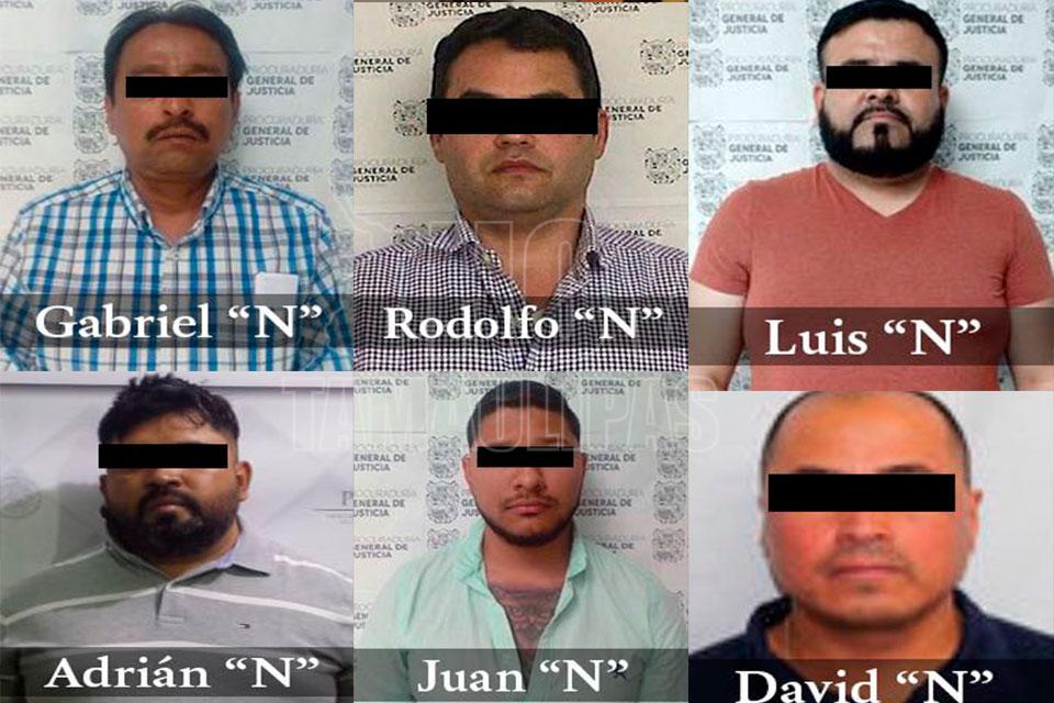 Vinculan a proceso a 6 por asesinato de periodista Domínguez