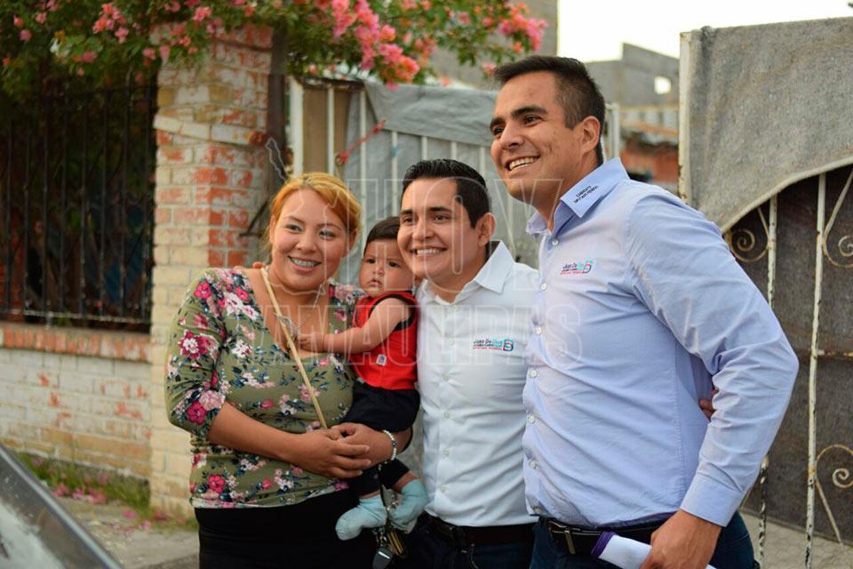 Concluye evento de AMLO en Nuevo Laredo, viaja a Reynosa