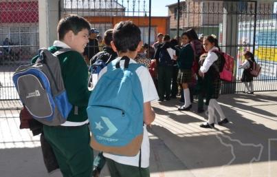 Regresan a clases más de 25.6 millones de alumnos este lunes