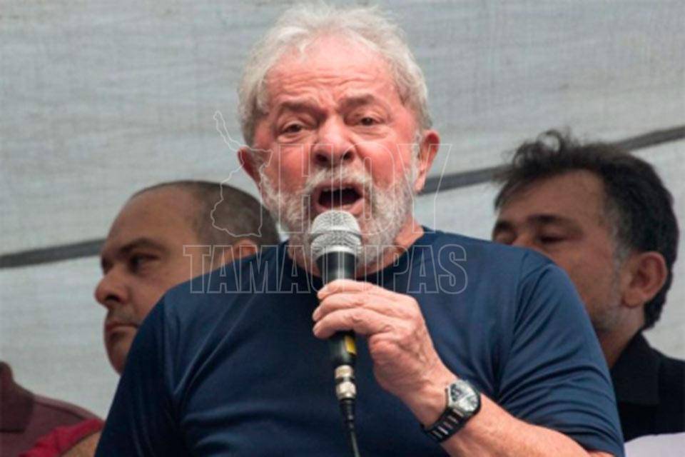 Lula sigue liderando sondeos para presidenciales de Brasil