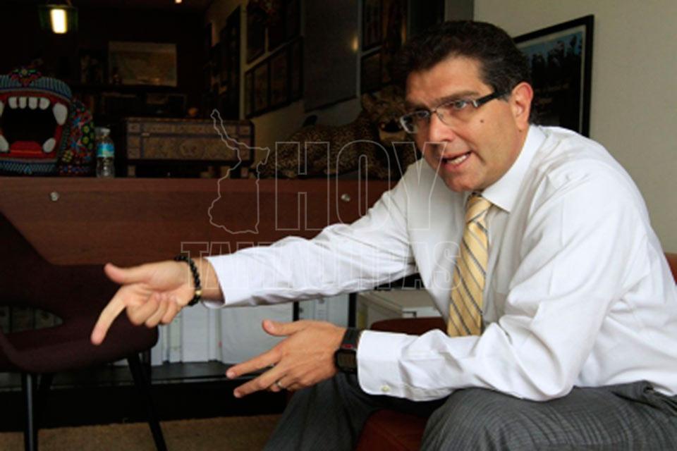 Reitera INE que garantizó derecho de audiencia a Ríos Piter