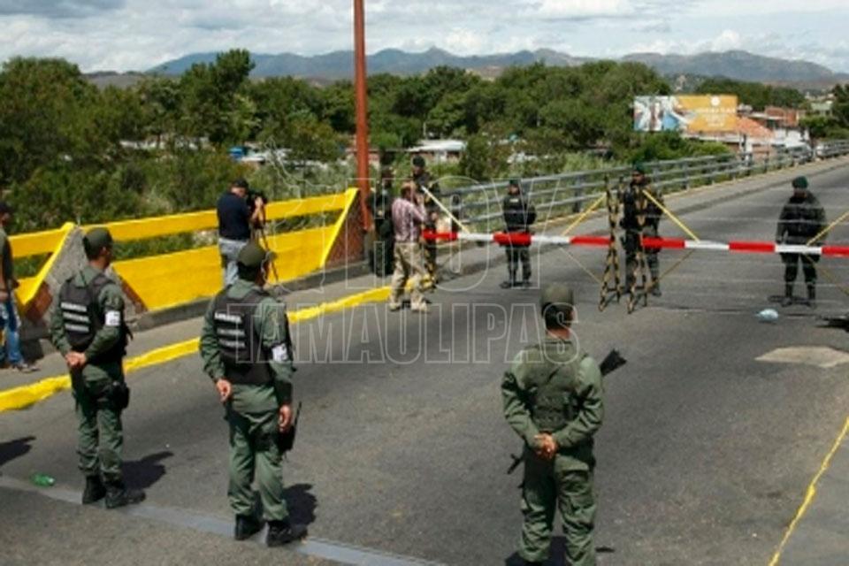 Gobernadora desea cerrar frontera con Venezuela