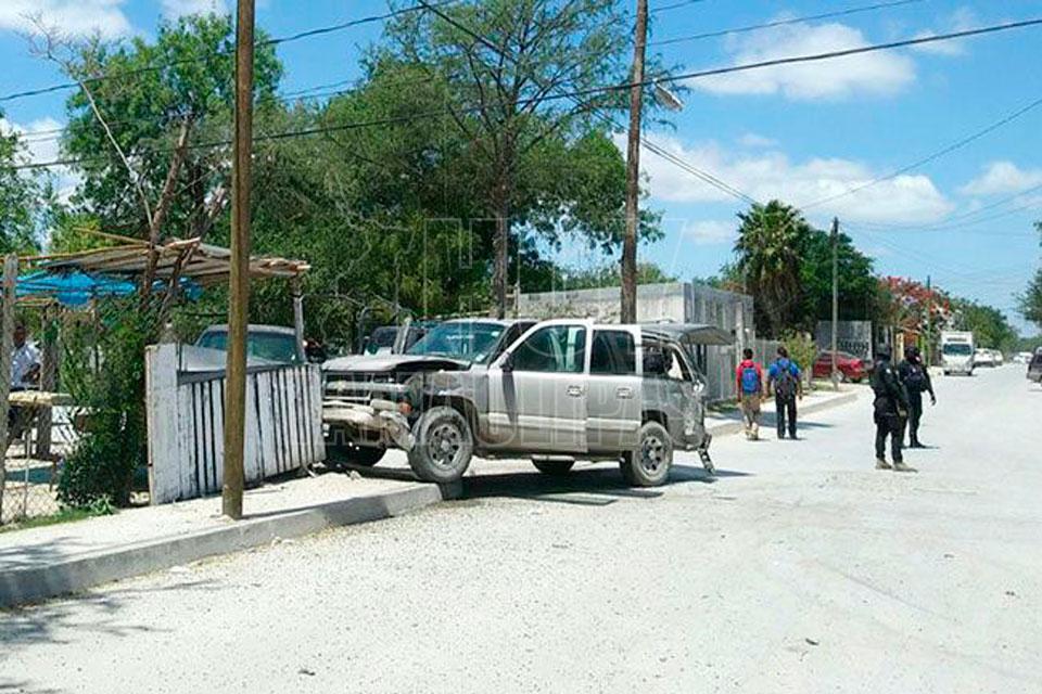 Enfrentamiento en Reynosa deja 5 heridos